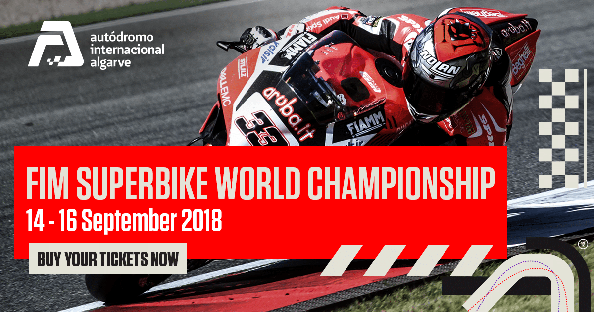 Fim Superbike World Championship Race Calendar Autodromo Do Algarve