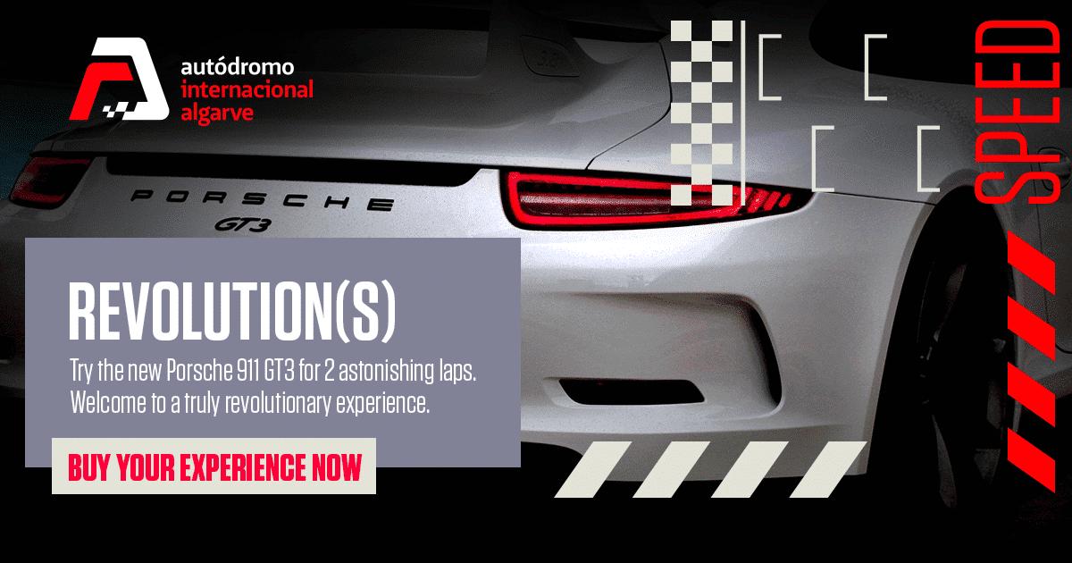 c9e4a1c1c2ae6 Driving Experiences - Porsche 911 GT3 - Autodromo do Algarve